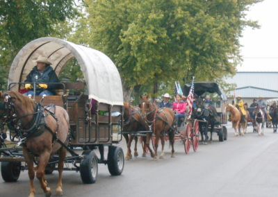 BC Wagon Train