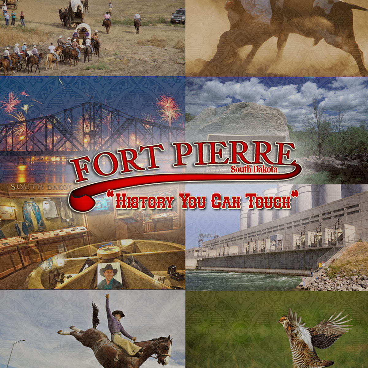 What to do in pierre sd