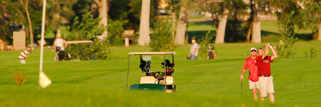 Play a round at the beautiful Dunes Golf Course
