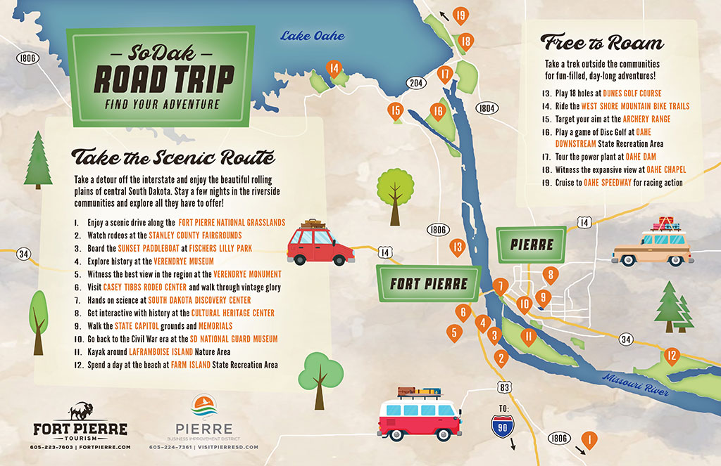 SoDak Road Trip – Find Your Adventure