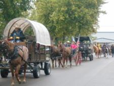 BC Wagon Train